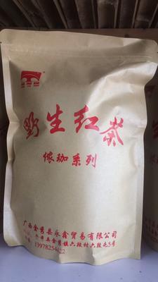 广西来宾野生红茶 散装