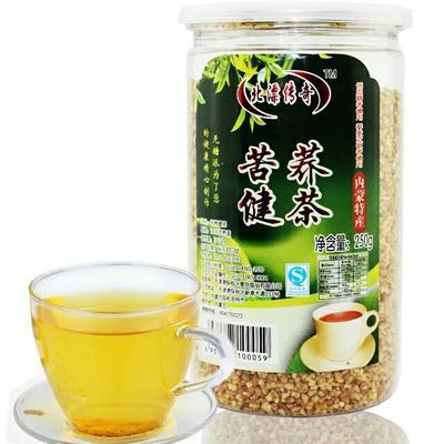 内蒙古呼和浩特苦荞茶 罐装