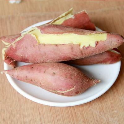 陕西咸阳白板薯 2斤以上 5斤28元