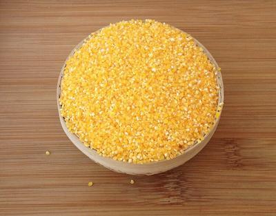 山东枣庄黄玉米糁 净货 水份14%-16% 霉变≤1%