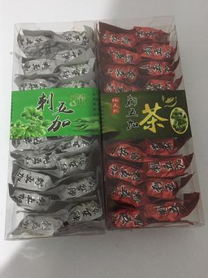 这是一张关于刺五加茶叶 袋装的产品图片