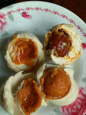 广西北海烤海鸭蛋 箱装