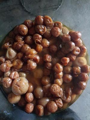 广西崇左酸梅果 食盐腌制两斤包邮