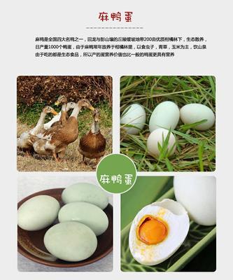 四川成都青皮鸭蛋 食用 箱装