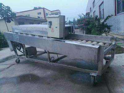 这是一张关于其它农机 山东省菏泽市裕兴有限公司,土豆干洗机的产品图片
