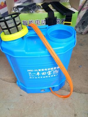 山东临沂喷雾器 大电瓶,三开关,双管。