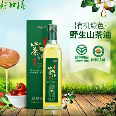 贵州毕节有机山茶油