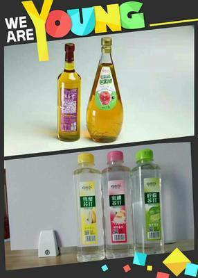 河南漯河果醋饮料 玻璃瓶 6-12个月
