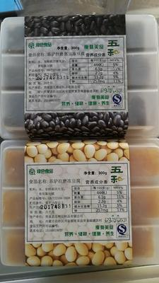 这是一张关于冻豆腐的产品图片