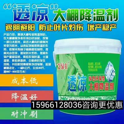 山东潍坊寿光市遮阳网 降温剂厂绿色环保大棚降温剂保护棚膜