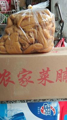 广东揭阳萝卜干 萝卜粒     梅菜干