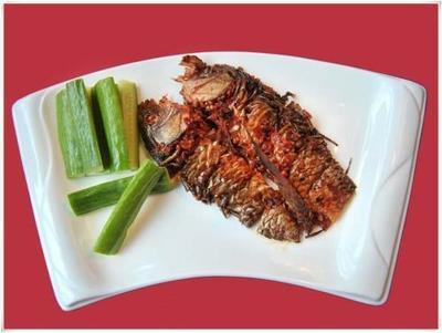 贵州黔东腌鱼 6-12个月