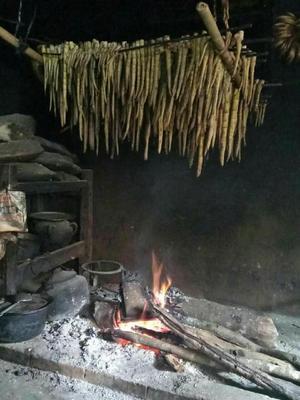 这是一张关于刺竹笋 17~21cm 笋干的产品图片