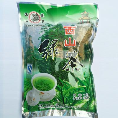 这是一张关于绿杨春茶叶 袋装的产品图片