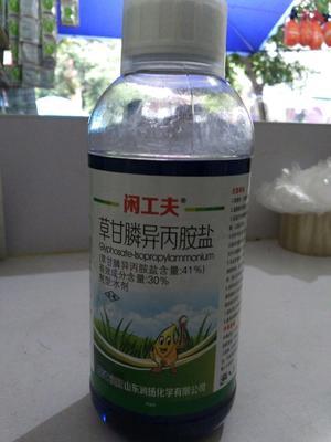 四川德阳草甘膦 水剂 瓶装