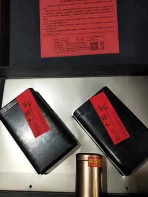 这是一张关于祁红毛峰 礼盒装的产品图片