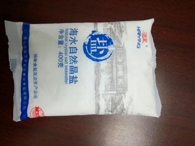河北唐山盐 精制盐