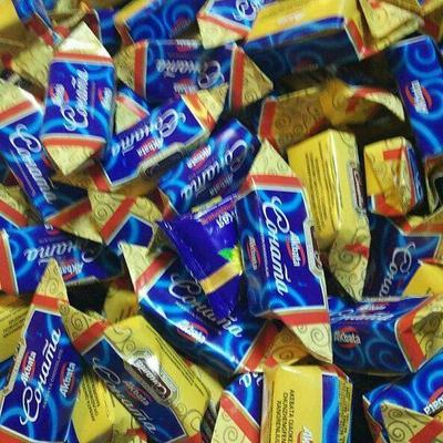 这是一张关于糖果 12-18个月 俄罗斯进口糖果的产品图片