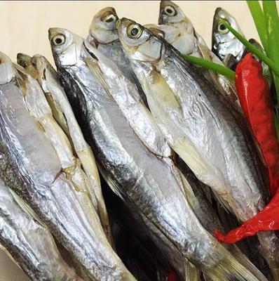 安徽黄山野生干鱼 6-12个月