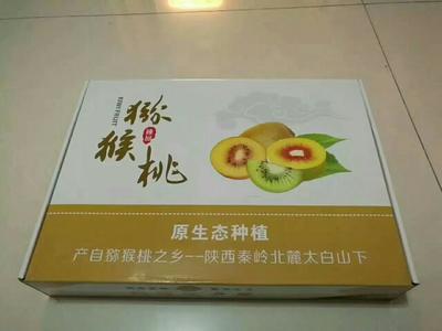 陕西宝鸡徐香猕猴桃 80~100克 80以上………眉县猕猴桃
