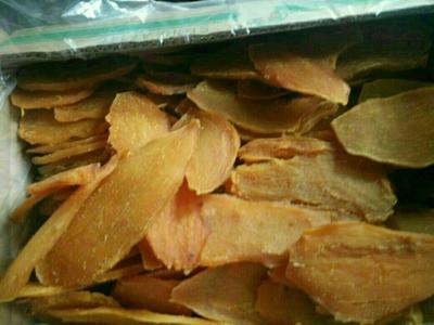 山东日照红薯干 1年以上 片状