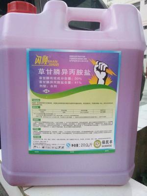 广西南宁草甘膦 水剂 桶装 41%草甘膦异丙铵盐除草剂20龙8国际官网官方网站