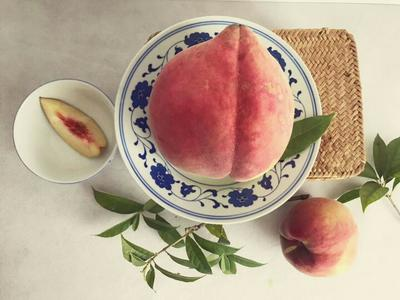 云南省丽江市玉龙纳西族自治县丽江雪桃 5-6两