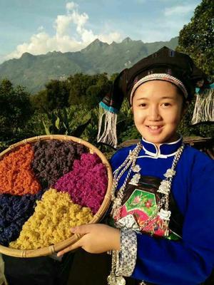 云南红河红米