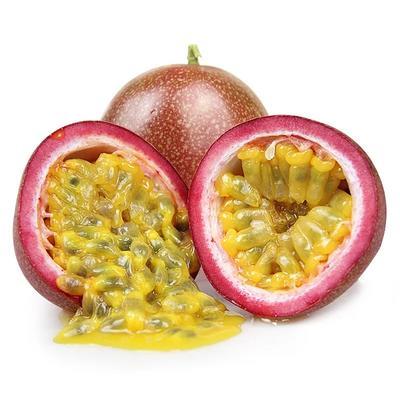 广西玉林紫红色百香果 70 - 80克 一级百香果中大果5斤送半斤,共发5.5斤
