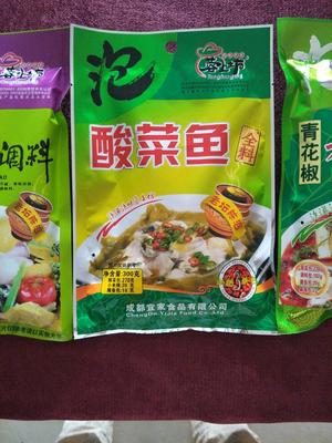 四川成都泡菜 鱼酸菜鱼调料