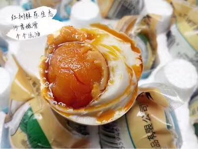 这是一张关于钦州海鸭蛋 散装 食用 老余叔的产品图片
