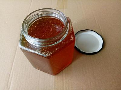 山西吕梁土蜂蜜 玻璃瓶装 100% 2年以上