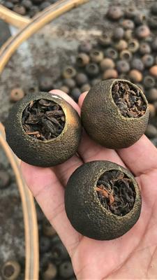 广西钦州新会小柑胎茶 礼盒装 熟茶