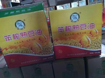 黑龙江佳木斯笨榨豆油