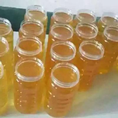 这是一张关于土蜂蜜 100% 1年 塑料瓶装的产品图片