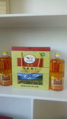 新疆塔城红花籽油