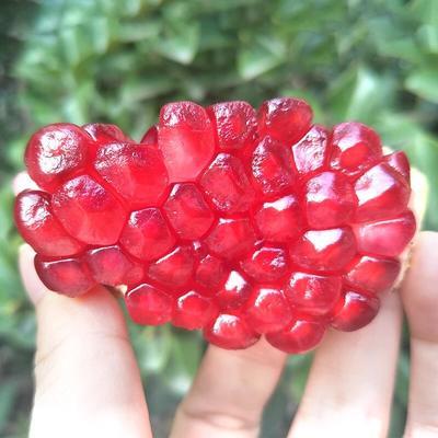 陕西西安临潼软籽石榴 0.6 - 0.8斤