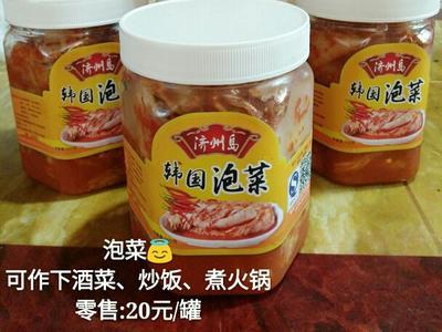 福建泉州白菜泡菜