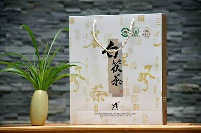 湖南长沙茯砖茶 熟茶 礼盒装