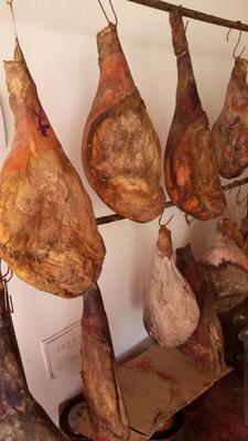 云南保山农家自制腊火腿 袋装 1年以上