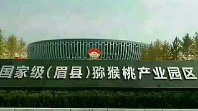 这是一张关于眉县猕猴桃 70克以上的产品图片
