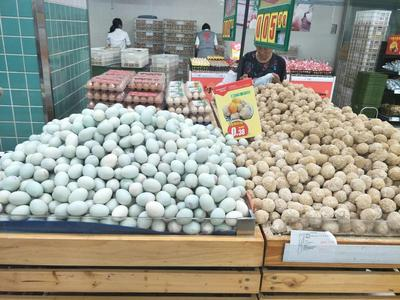 河南郑州鸭蛋 食用 箱装