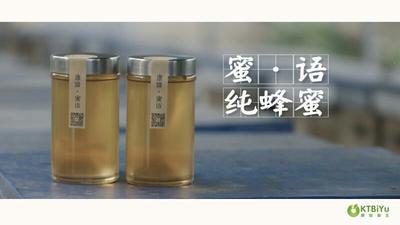 山东淄博土蜂蜜 玻璃瓶装 100% 2年以上