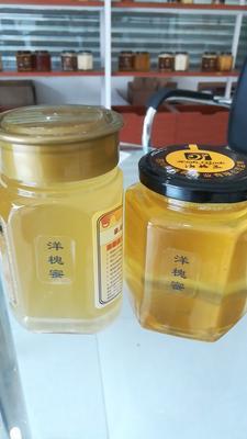 四川德阳洋槐蜂蜜 玻璃瓶装 2年以上 98%