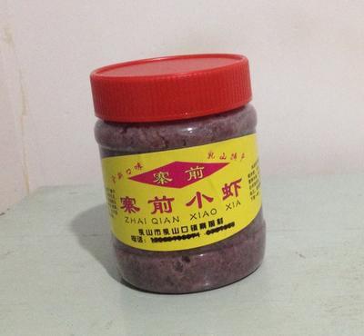 山东威海寨前虾酱
