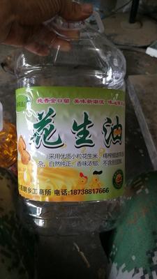 河南郑州冷榨花生油