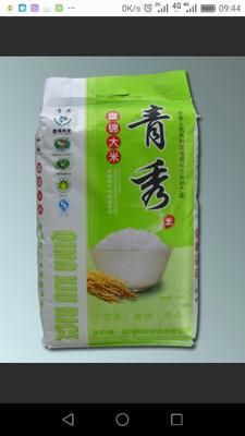 这是一张关于盘锦大米 绿色食品 晚稻 一等品的产品图片
