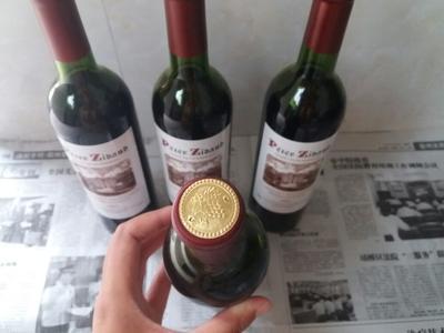 安徽宿州葡萄酒 100%原汁