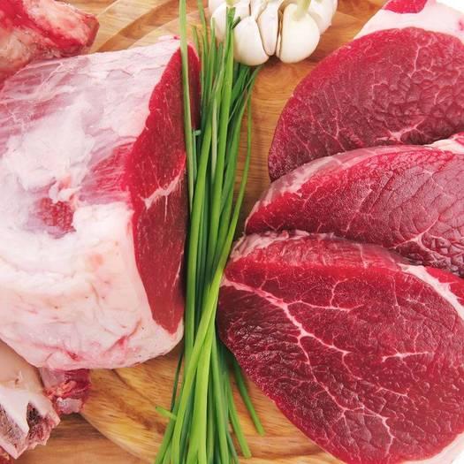 牛腱子肉  【冷链包邮】牛腱子5斤拿样黄餐饮商超大量批发纯肉国产原切