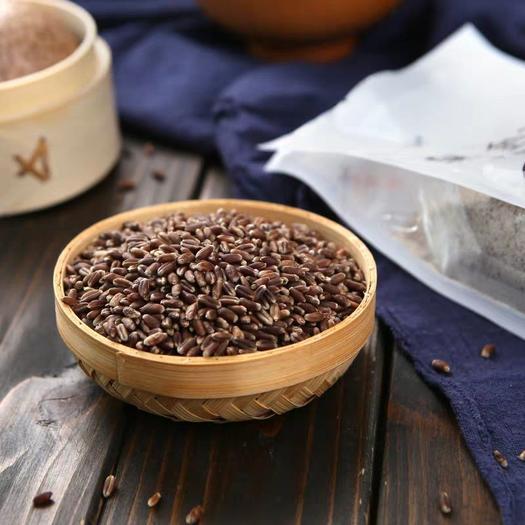 纯天然黑小麦